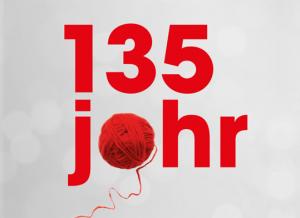 Logo 135 johr