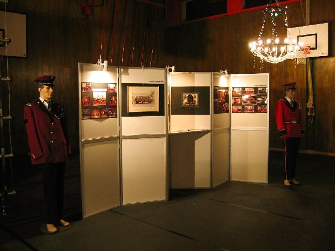 Ausstellung über 125 Jahre Blasorchester Feldmusik Neuenkirch
