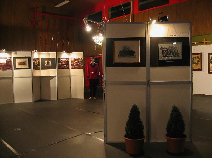 Viel Spannendes und Historisches gab die Ausstellung über 125 Jahre Blasorchester Feldmusik Neuenkirch preis