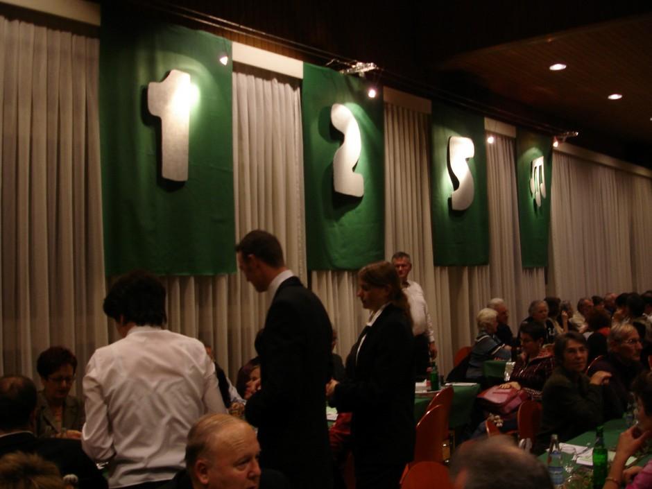 Konzertabende zum 125 Jahr Jubiläum