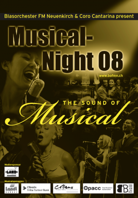 Flyer Musical-Night 2008