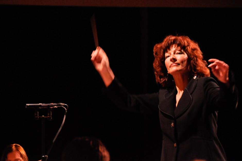 20 Jahre Musikalische Leitung durch Isabelle Ruf-Weber