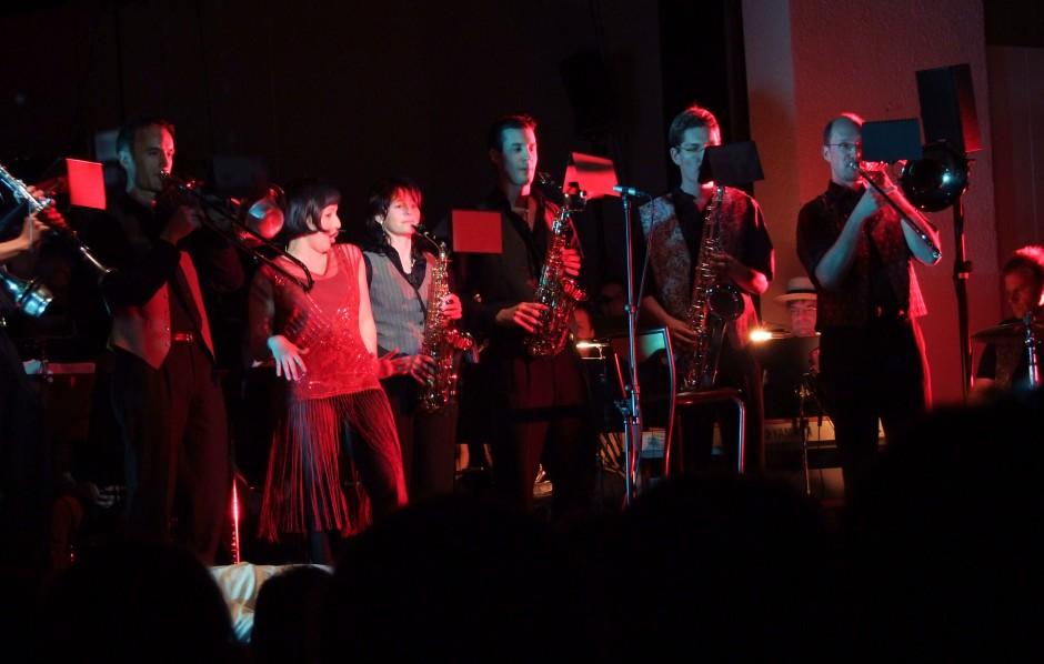 Ensemble des Blasorchester Feldmusik Neuenkirch