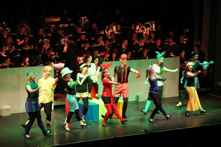 Ensemble der Musical Factory