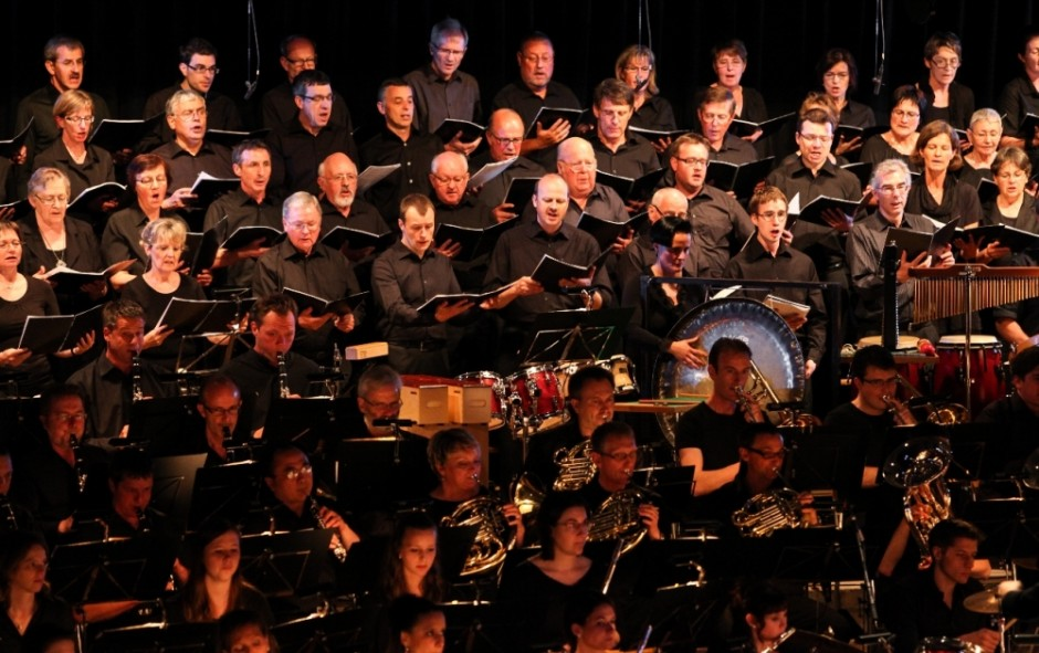 Blasorchester Feldmusik Neuenkirch mit dem Kirchenchor Neuenkirch und Sempach