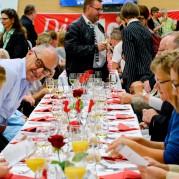 Bankett und Feier zum 135 johr Jubiläum des Blasorchester Feldmusik Neuenkirch