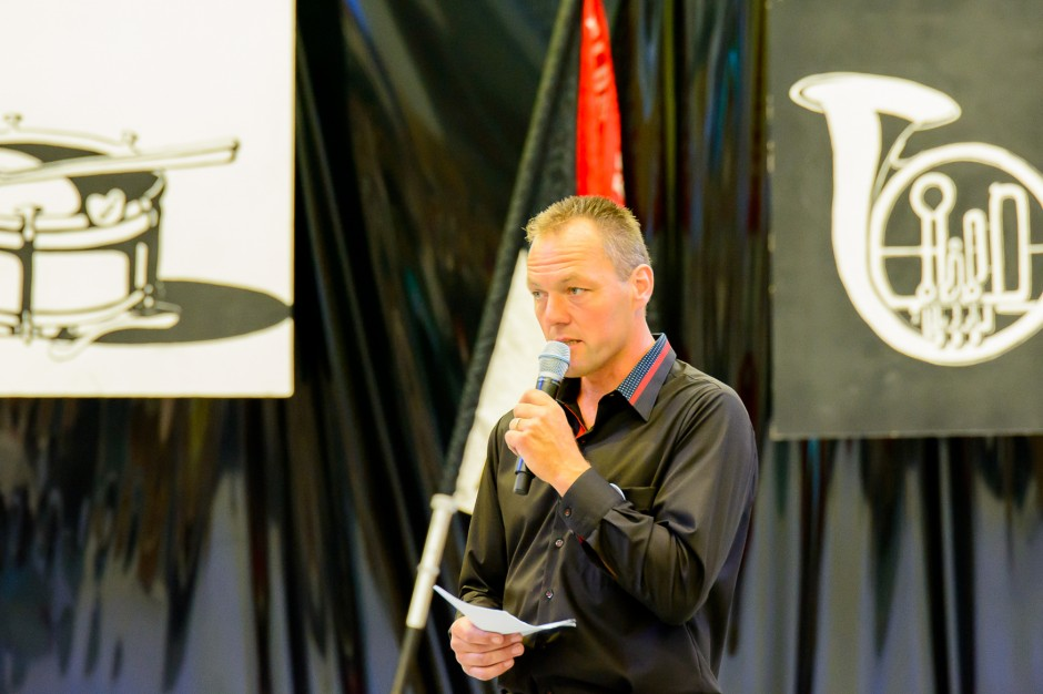 Vereinspräsident Ali Niederberger