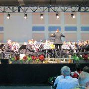 Auftritt am Eidgenössischen Musikfest 2016 in Montreux