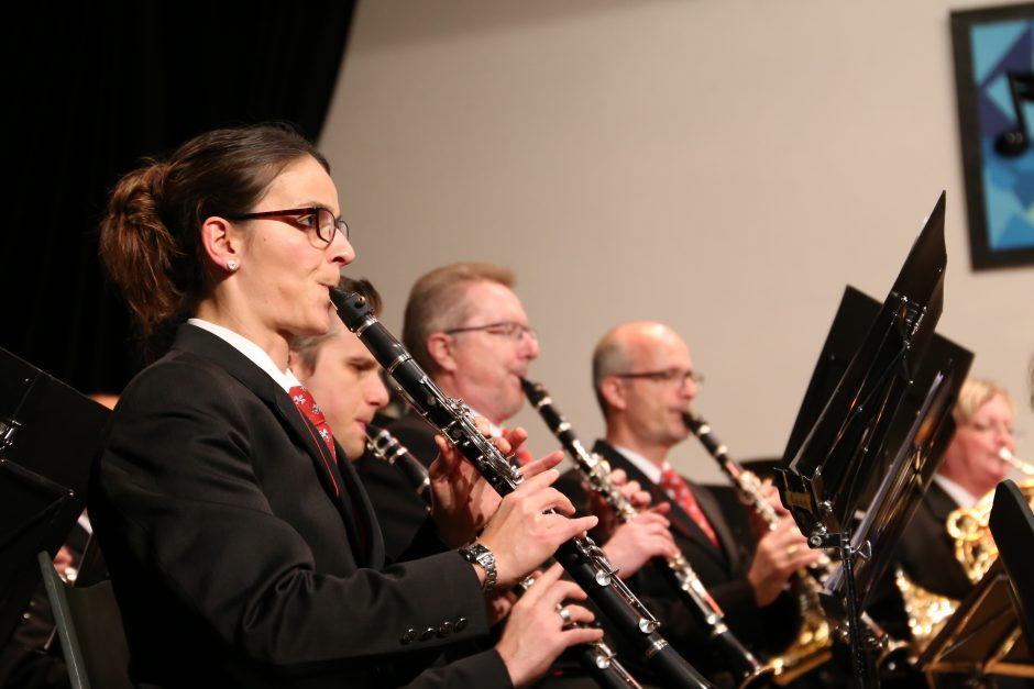 Blasorchester Feldmusik Neuenkirch (Foto: Geri Wyss, Sempacher Woche)