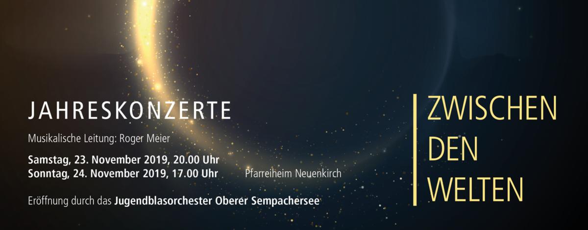 Slider Jahreskonzert 2019